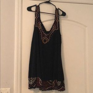 Nice boutique dress only worn once!